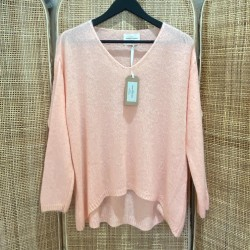 Pull Marnie pamplemousse