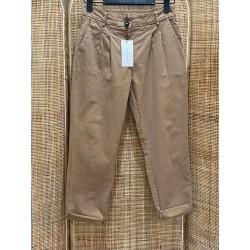 Pantalon Margot camel