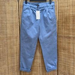 Pantalon Margot Bleu azur