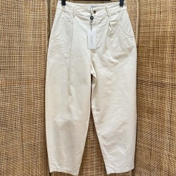 Pantalon Cargo écru