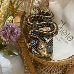 Serpent / python poussin 90